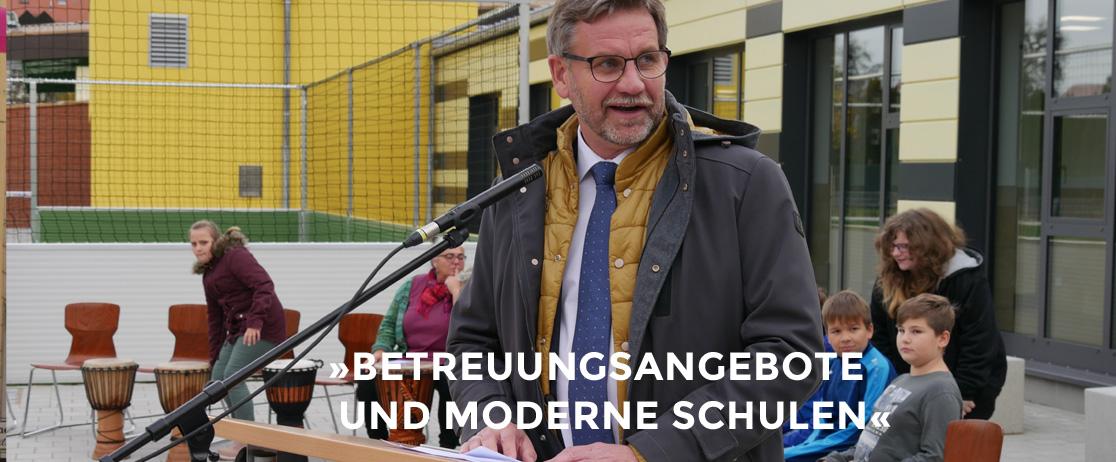 Kinderbetreuung Gunzenhausen - Karl-Heinz Fitz