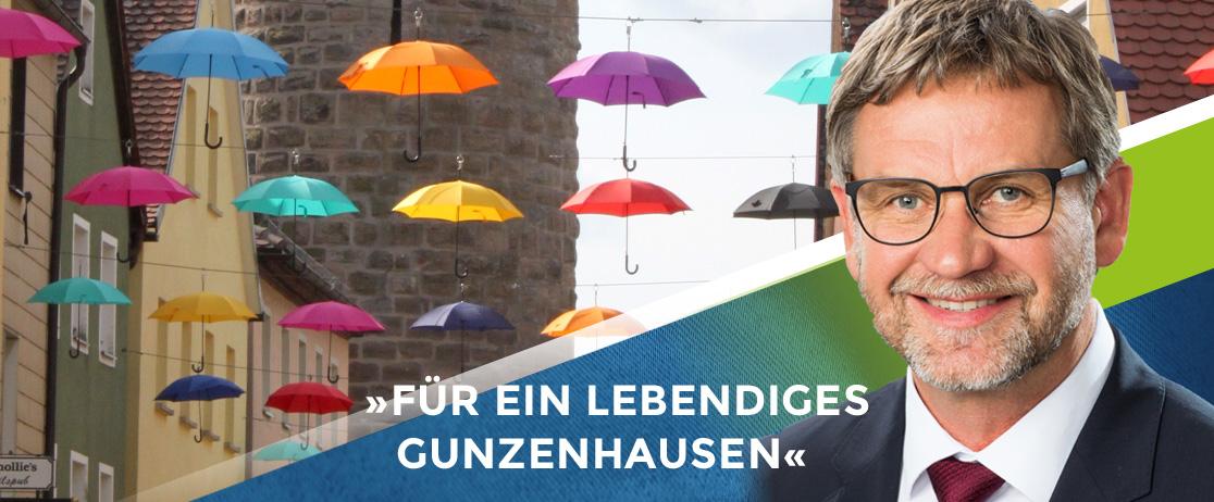 Für ein lebendiges Gunzenhausen - Karl-Heinz Fitz