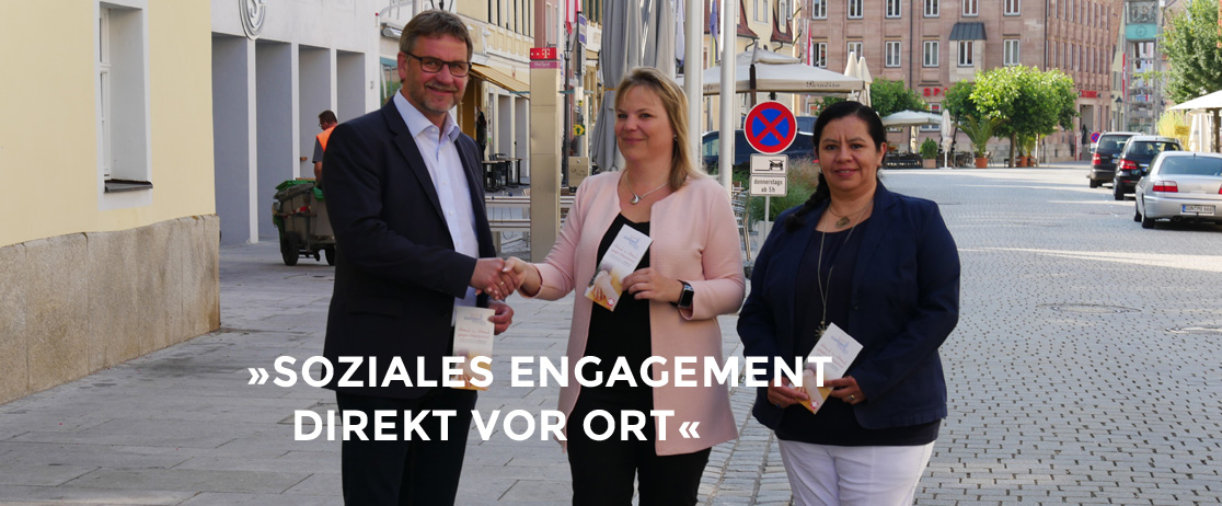 Soziales Engagement in Gunzenhausen